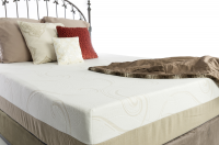 Intuition by Sleepharmony Illuminate 12in Memory Foam Mattress