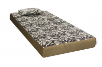 Jubilee Youth Camo Memory Foam Mattress