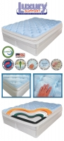 Luxury Support® Cashmere - Air Bed