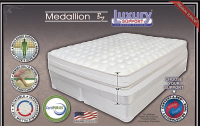 Luxury Support® Medallion - Air Bed