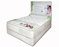 Nature's Rest Gardinia Firm 11'' Talalay Latex Bed