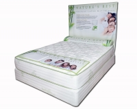 Nature's Rest Orchid Plush 13'' Talalay Latex Bed