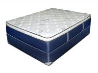 New Bemco Windsor 2 Sided Foam Encased Pillowtop Platinum Bed