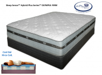 Sleep Sense™ Hybrid Plus Series 14'' Olympia Firm by Spring Air
