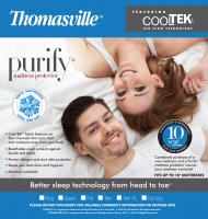 Thomasville™ COOL-TEK™  Mattress Protector