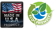 Made in the Usa and Eco friendly product