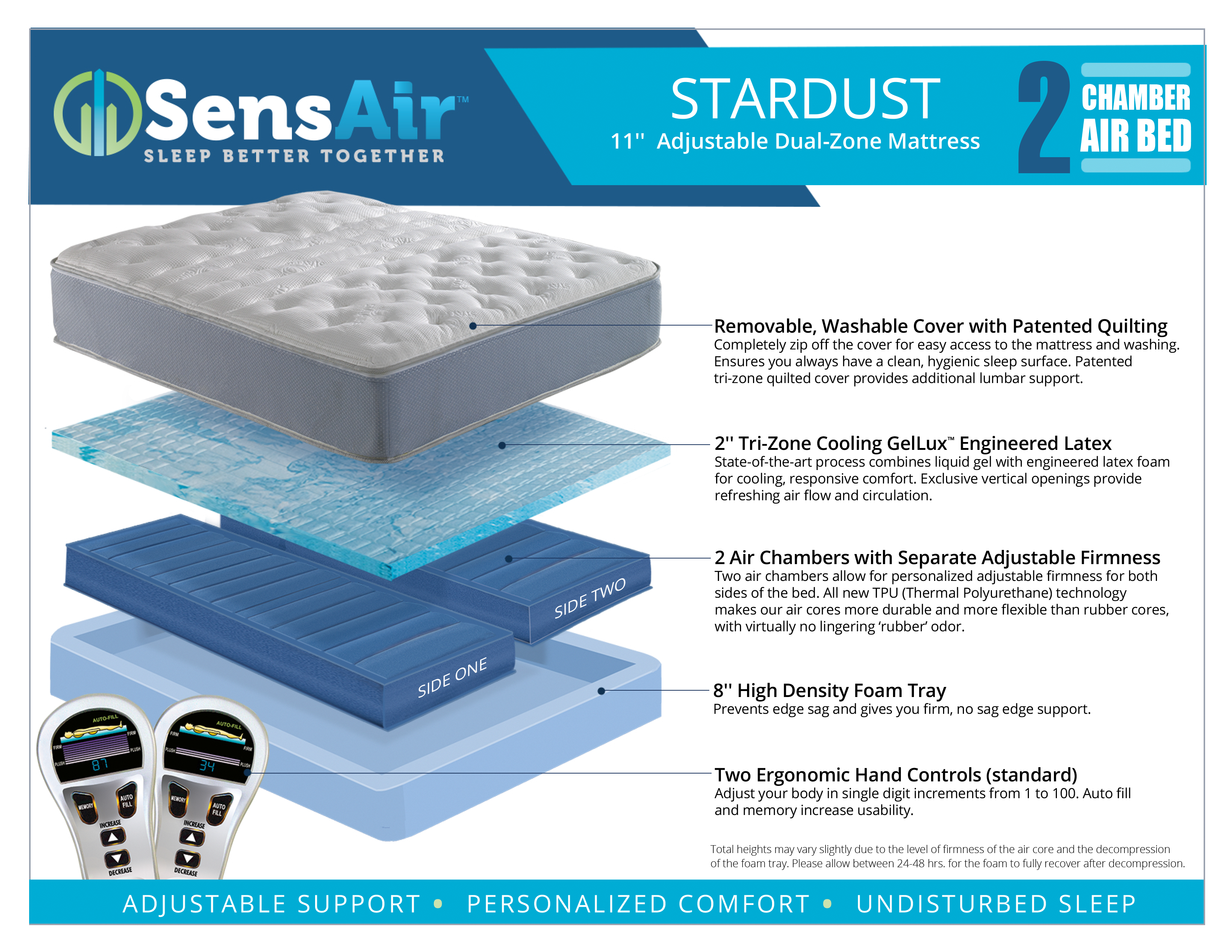 Stardust-2.Chamber.Air.Bed
