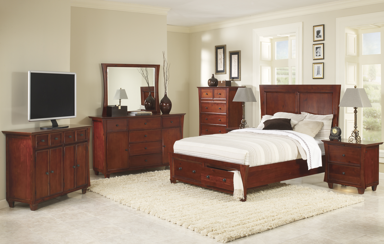 Accent Furniture Michelle Storage Bed Collection