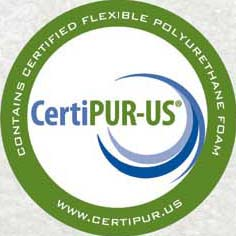 certified flexible polyurethane foam